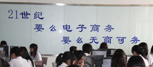 电子商务(3+2)大专班