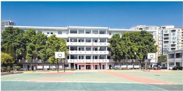 赣南中医药学校